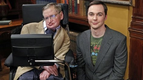 Stephen Hawking Makes a Big Bang | ALS Lou Gehrig's Disease | Scoop.it