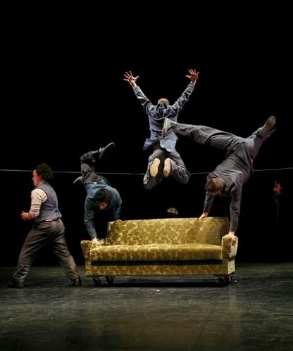 La danse contemporaine européenne s'invite en Asie jusqu'au 29 ...   Mon petit journal de la danse à Paris et parfois ailleurs   Scoop.it