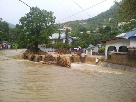 IPS – In Trinidad, Causes Debated as Flooding Worsens | Inter Press Service | Sustain Our Earth | Scoop.it
