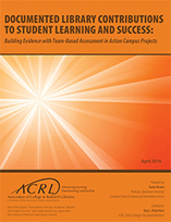 ACRL Report Shows Compelling Evidence of Library Contributions to Student Learning and Success » ACRL Value of Academic Libraries | Libraries and eLearning | Scoop.it
