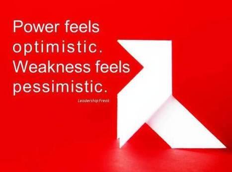 12 Powerful Ways to Make People Feel Powerful | Leadership Primer | Scoop.it