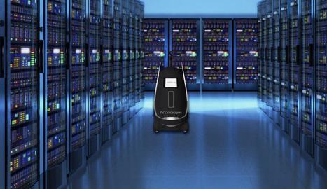 Captain DC : le robot de surveillance des Data-Centers ! | Mobile, Web & IoT | Scoop.it