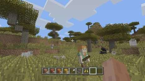 Minecraft's Biggest Ever (Non-Wii U) Console Update Out Now | Winning The Internet | Scoop.it
