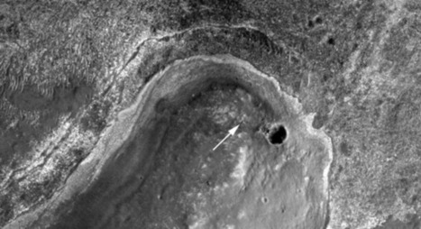 Mars Opportunity rover reaches Endeavour crater, finds signs of ancient Martian water | FutureChronicles | Scoop.it