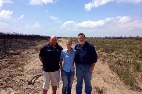 Esperance farmers keen to enact change in wake of devastating bushfires | Farm Safety | Scoop.it