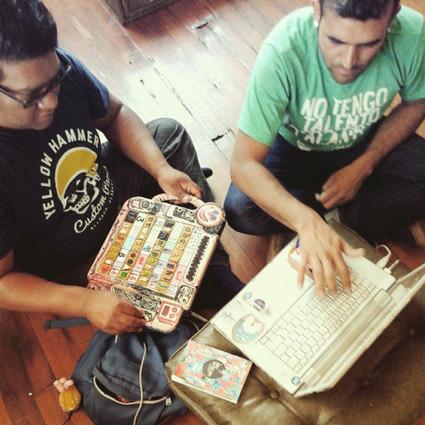 Insta-Arduino   Sesion de Circuit bending orchestra #arduino by...   Raspberry Pi   Scoop.it