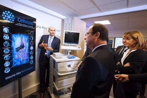 Hollande lance le Concours mondial d'innovation dans la «silicon sentier» | R&D and innovation in France | Scoop.it