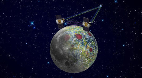 GRAIL Data Helps Solve Mystery of Moon's Uneven Surface Gravity | Geology | Scoop.it