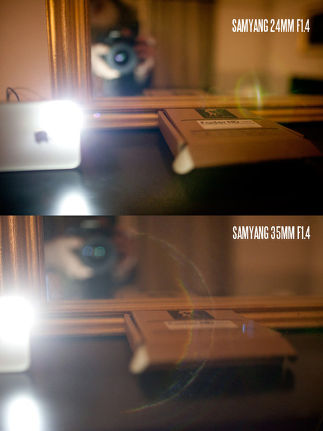 Samyang 24mm F1.4 ED AS IF – Review | EOSHD.com | Video For Real Estate | Scoop.it