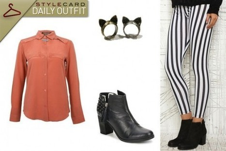 Daily Outfit: All The World's A Stage   StyleCard Fashion Portal   StyleCard Fashion   Scoop.it