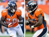 Montee Ball, Ronnie Hillman to share Broncos' RB job | entreprenership | Scoop.it