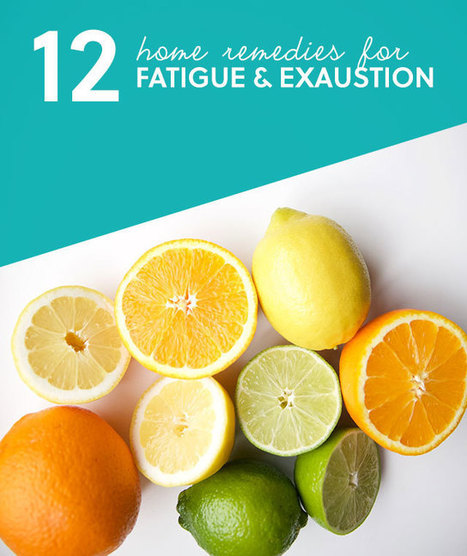 12 Remedies for Fatigue & When You're Feeling Tired | ELT Articles Worth Reading (mostly ELT) | Scoop.it