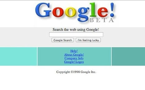 What the Web Looked Like Before Google | Social Media Tips, News, and Tools | Scoop.it