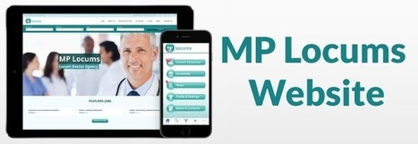 MP Locums Unveil New Website | Mobile: Recruitment and Applications | Scoop.it