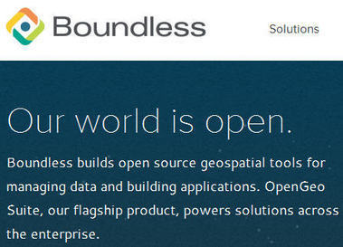 OpenGeo Rebrands as Boundless | TIG | Scoop.it