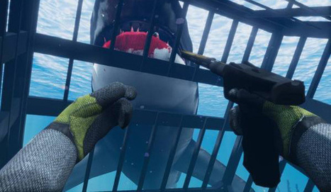 World of Diving is a multiplayer ocean-dipping sim with Oculus Rift support | Indie Games | Scoop.it