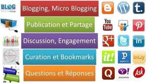Statistiques médias sociaux par Mohammed ALAMI 2013 | Mobile SEO MSEO | Scoop.it