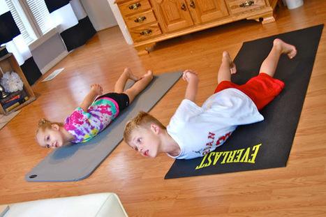 That's So Cuegly: Cosmic Kids Yoga   Cosmic Kids Around The World!   Scoop.it