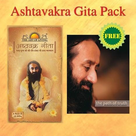 Ashtavakra Gita Pack | Yoga way of living | Scoop.it
