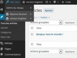 Comment créer un site multilingue avec WordPress tout en prenant en compte le référencement naturel ? | Autres Vérités | Scoop.it
