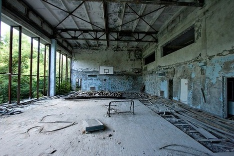 Haunting Photos Of Abandoned Cities Around The World | MOVIES VIDEOS & PICS | Scoop.it