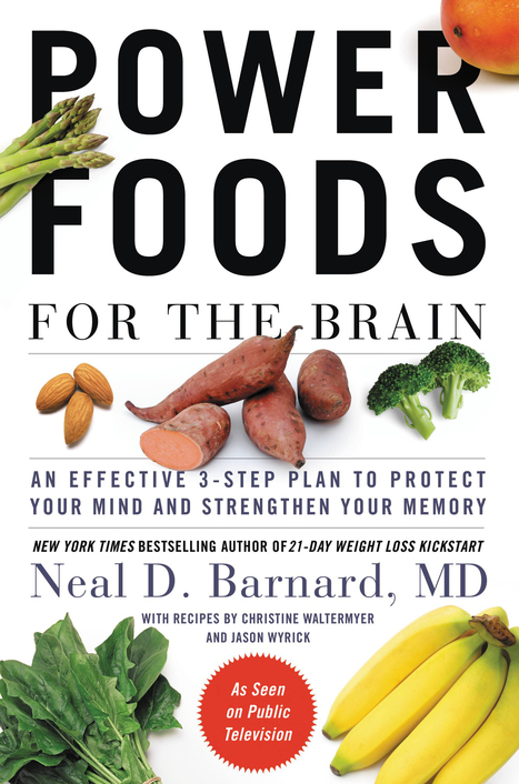 Want brain power? Doctor says to mind your diet. - Boston Globe | Brain Fit Now! | Scoop.it