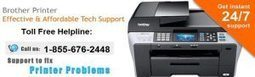 Tech Support for Brother Printer | Quicken Helpline Number 1-855-676-2448 | Scoop.it