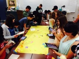 Prewriting: Why Should Students Go It Alone? ~ Catlin Tucker, Honors English Teacher | Scriveners' Trappings | Scoop.it