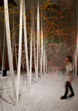 Emmanuelle Moureau: Designtide   Art Installations, Sculpture, Contemporary Art   Scoop.it