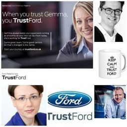 Two years of hard work is reality as TrustFord finally launches  Celia Pronto  TheMarketingblog  Fresh Marketing News  Scoopit