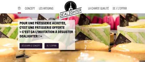 Dealighter, des pâtisseries à moitié prix | Les gourmands 2.0 | Actu Boulangerie Patisserie Restauration Traiteur | Scoop.it