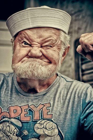 On a retrouvé Popeye   Vivre : Bien manger et boire bien   Scoop.it