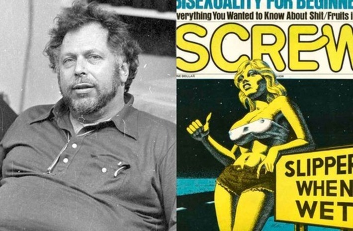 Al Goldstein: The Anti-Hef | Sex History | Scoop.it