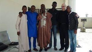 # COMITES AFRIQUE MEDIA/ LUC MICHEL AVEC DE JEUNES TCHADIENS | Facebook | JE SUIS AFRIQUE MEDIA | Scoop.it