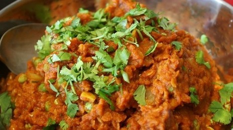 Red Lentil Curry Recipe | I love to cook | Scoop.it