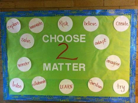 Choose 2 Matter Theme | educators | Scoop.it