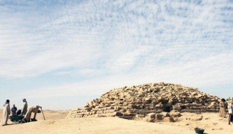 Egypt Pyramid More Than 4600 Years Old Poses New Mysteries — Who Built It ... - The Inquisitr | Ancient History | Scoop.it