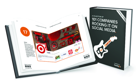 101 Companies Rocking Social Media Marketing | Les Livres Blancs d'un webmaster éditorial | Scoop.it