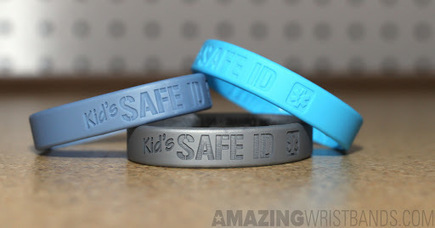 Allergy Alert Bands to Bring Better Emergency Medical Care for Your Kid | Craze On Wristbands | Scoop.it