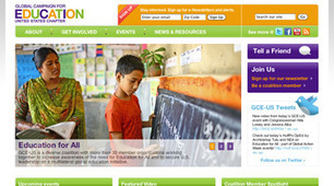 Global Campaign for Education, US Announces New Campaign Director | Connect All Schools | Scoop.it