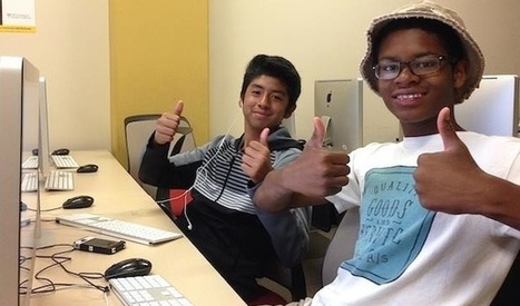 Crushing South L.A.'s Digital Divide by Teaching Youth to Code | Education on GOOD | Teach all kids to Code | Scoop.it