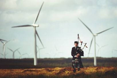 Scotland Takes Lead in Race for the World's First Fossil-Fuel-Free Electric Grid | E-mobility and renewable energy | Scoop.it