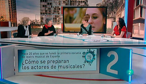 Para Todos La 2 - Debate: Educar la voz, Para todos La 2 - RTVE.es A la Carta | Pane, amore e musica | Scoop.it