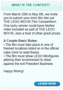 ReBrick |THE LEGO MOVIE ReBrick Film Competition | Heron | Scoop.it