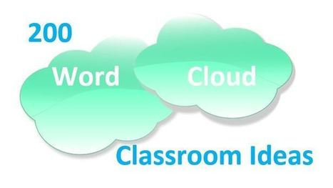 200 Ways to Use Word Clouds in the Classroom | EdumaTICa: TIC en Educación | Scoop.it
