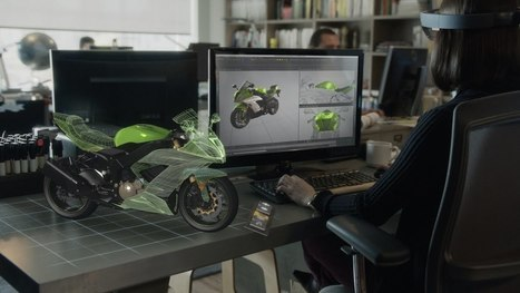 Microsoft HoloLens - Transform your world with holograms - YouTube | Observatorio Innovación | Scoop.it