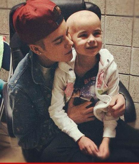 Justin Bieber Delays Concert for Sick Child   AbuHill   Scoop.it