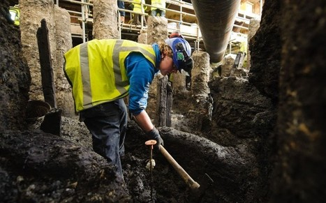 Digging up Roman gold in the City of London - Telegraph.co.uk | Histoire et Archéologie | Scoop.it