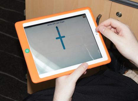 ABC Pocket Phonics   Using iPads in class   Scoop.it