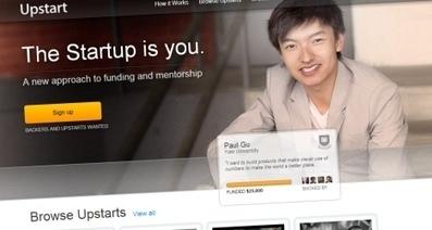 Upstart, ou comment financer ses études via le crowdfunding ...   Crowdfunding in France   Scoop.it